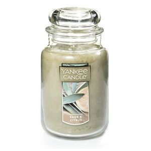 Yankee Candle Sage & Citrus Large Scented Candle